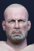 Bruce Willis Headsculpt